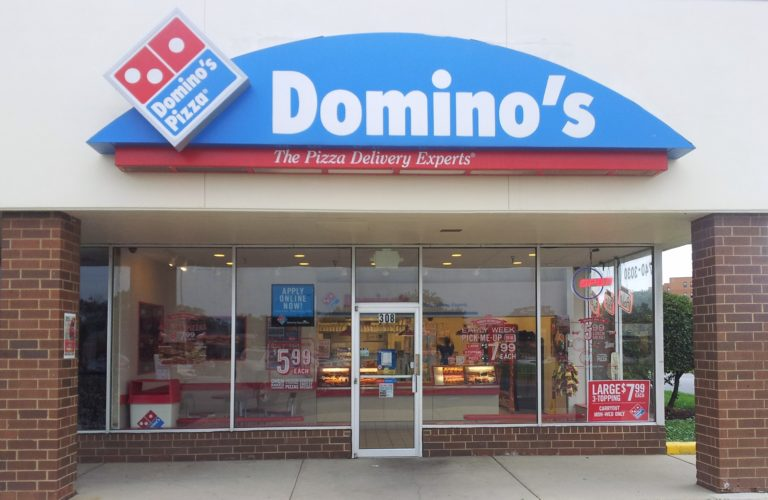 franchising dominos pizza essay A look at iran's fake american food franchises to be a conspicuous bootleg domino's pizza whereas the original domino's is solely a delivery franchise.