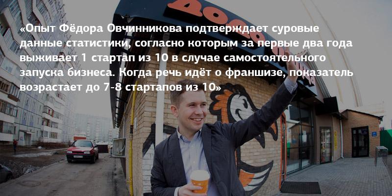 Федор Овчинников цитата