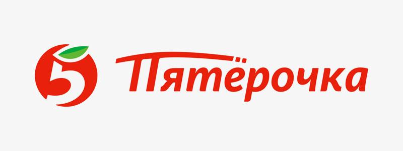 франшиза пятерочки логотип