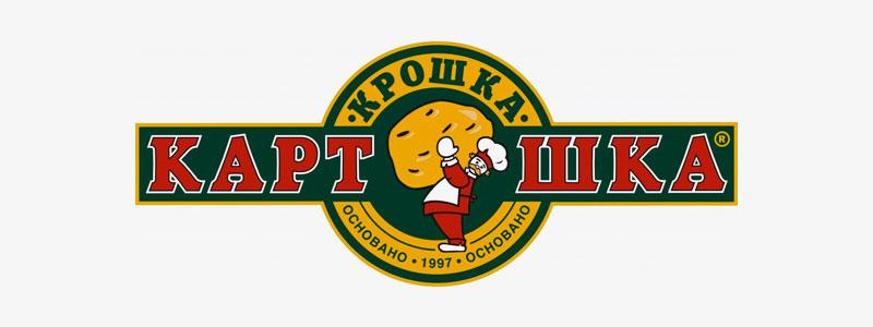 крошка картошка логотип